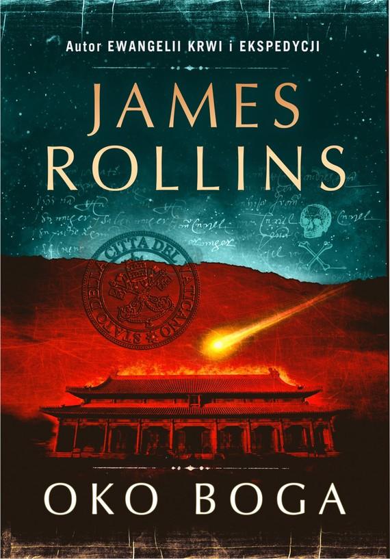 okładka Oko Boga, Ebook | James Rollins