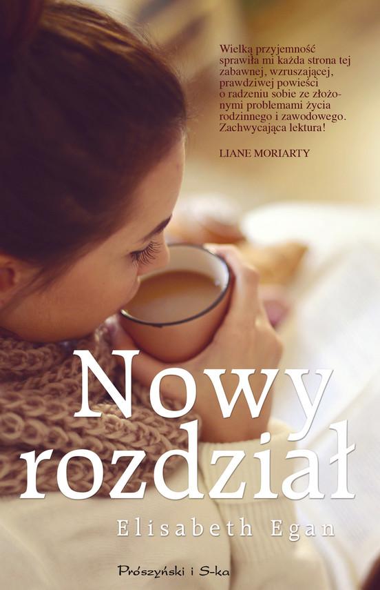 okładka Nowy rozdziałebook | epub, mobi | Elisabeth Egan