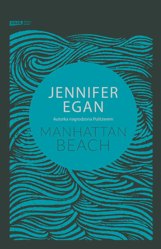 okładka Manhattan Beachebook | epub, mobi | Jennifer Egan