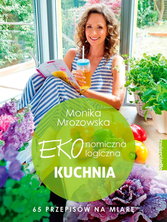 okładka Ekonomiczna Ekologiczna Kuchniaebook   epub, mobi   Monika  Mrozowska