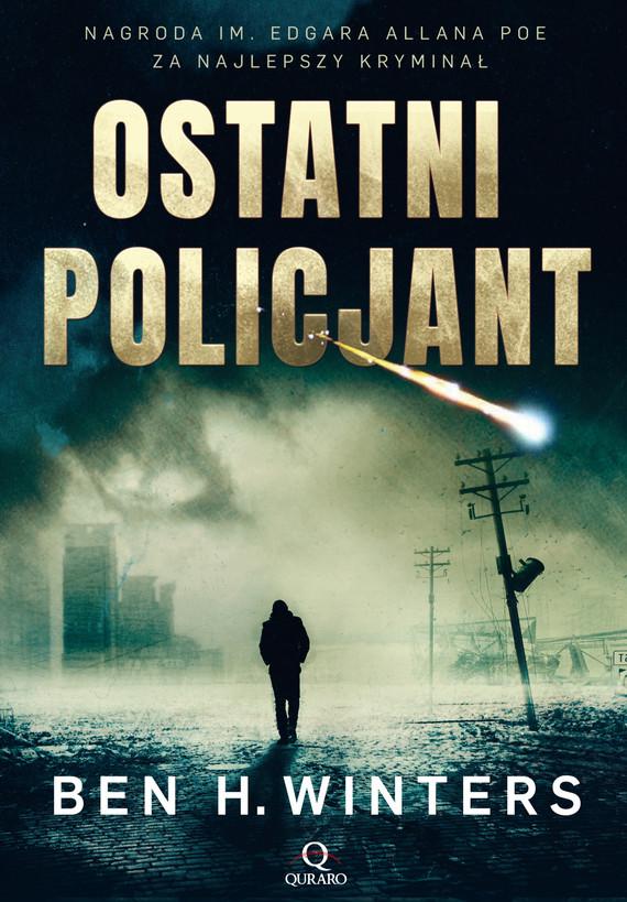 okładka Ostatni policjant, Ebook | Ben H. Winters