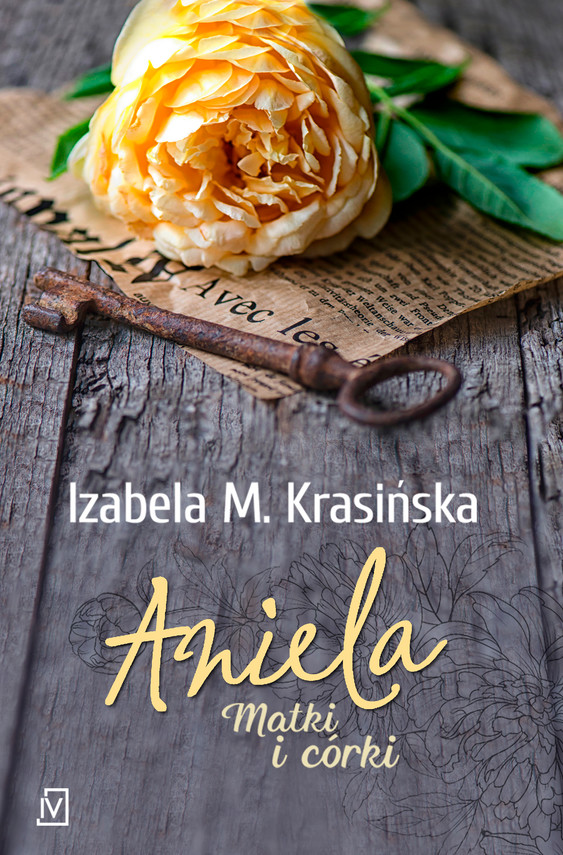 okładka Anielaebook | epub, mobi | Izabela M.  Krasińska