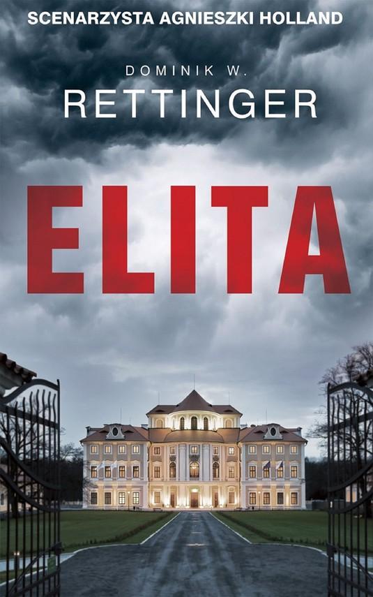 okładka Elitaebook | epub, mobi | Dominik W. Rettinger
