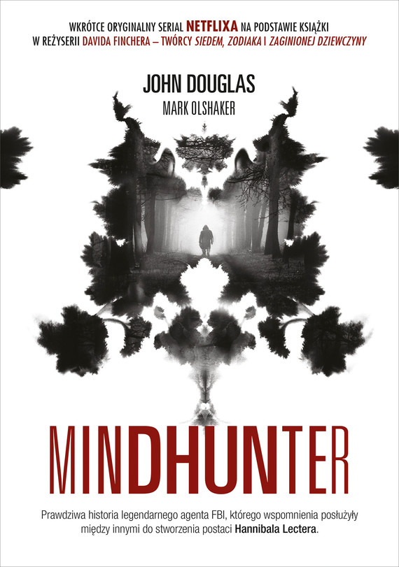okładka Mindhunter, Ebook | John Douglas
