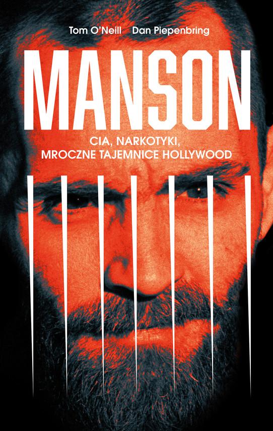 okładka Mansonebook | epub, mobi | Tom O'Neill, Dan  Piepenbring