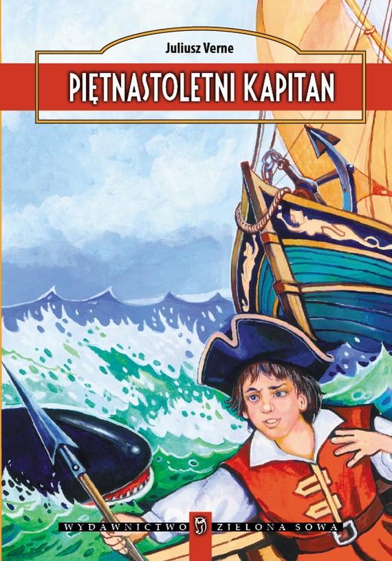 okładka Piętnastoletni kapitanebook | epub, mobi | Juliusz Verne