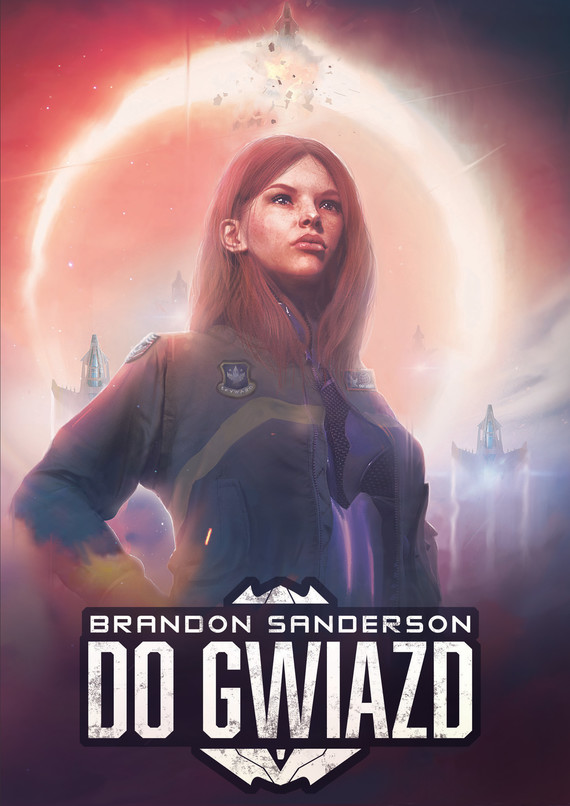 okładka Do Gwiazd, Ebook | Brandon Sanderson