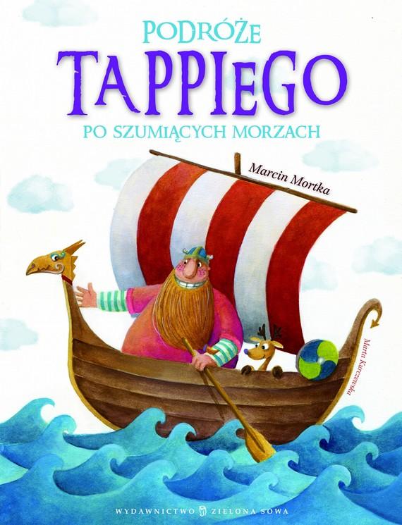 okładka Podróże Tappiego po Szumiących Morzachebook | epub, mobi | Marcin Mortka