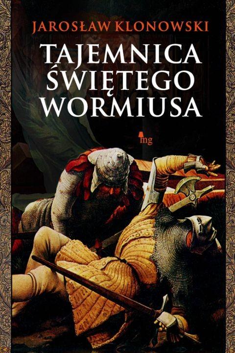 okładka Tajemnica świętego Wormiusaebook | epub, mobi | Jarosław Klonowski
