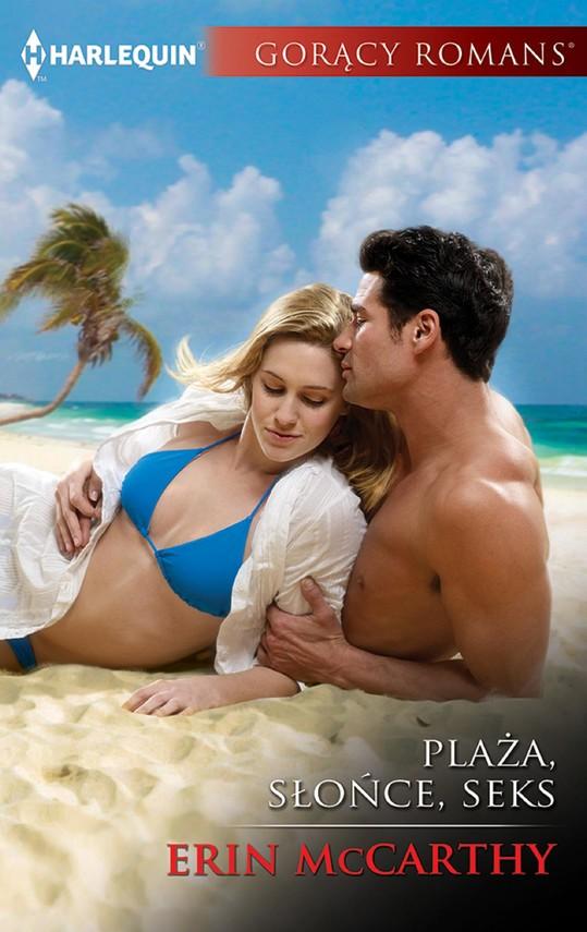 okładka Plaża, słońce, seksebook | epub, mobi | Erin McCarthy