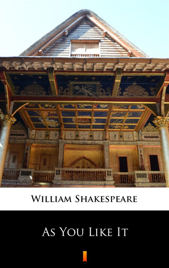 okładka As You Like It, Ebook | William Shakespeare
