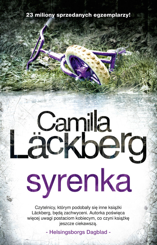 okładka Fjällbacka (#6). Syrenka, Ebook | Camilla Läckberg