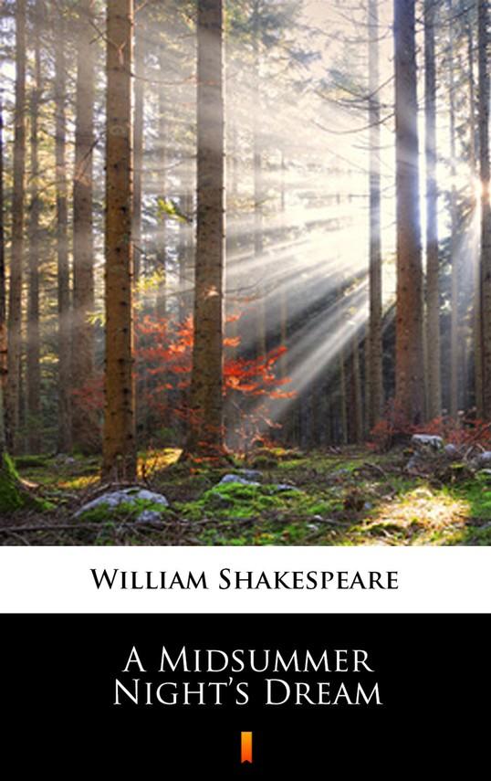okładka A Midsummer Night's Dream, Ebook | William Shakespeare