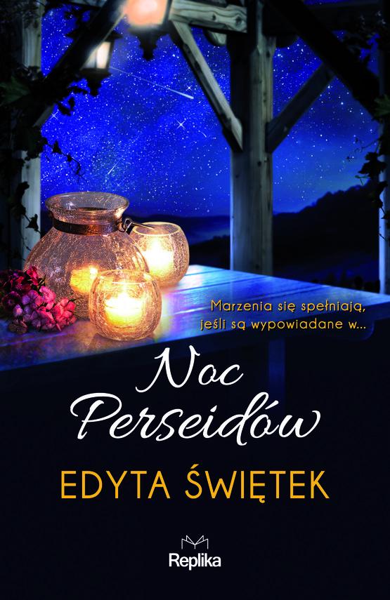 okładka Noc Perseidów, Ebook | Edyta Świętek