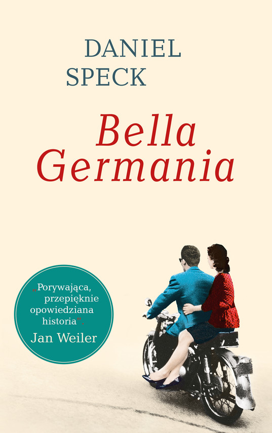 okładka Bella Germaniaebook | epub, mobi | Daniel Speck