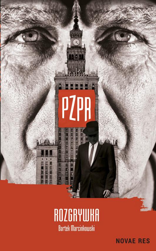 okładka Rozgrywka, Ebook | Bartek Marcinkowski
