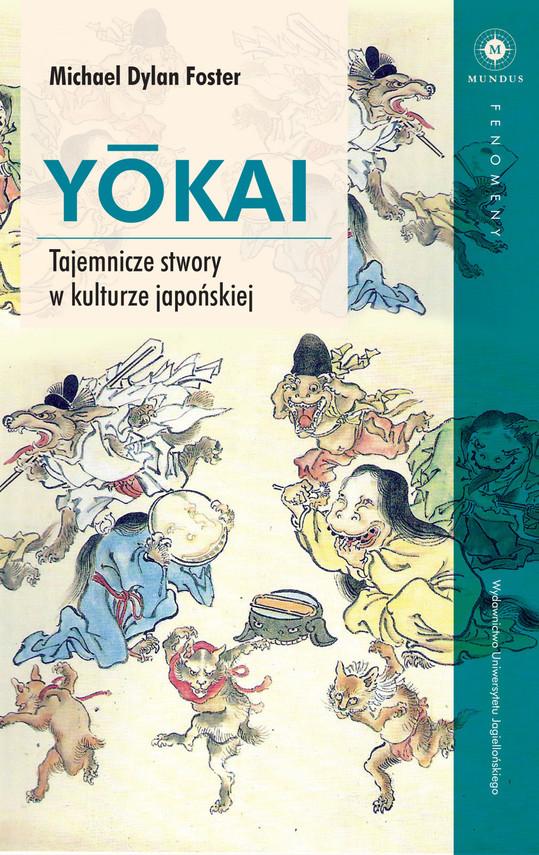 okładka YŌKAIebook | epub, mobi | Michael Dylan Foster
