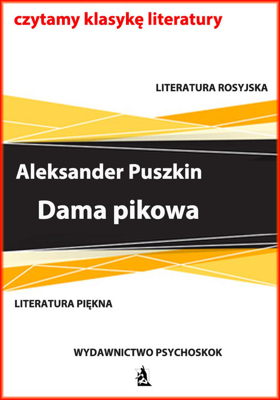 okładka Dama pikowaebook | epub, mobi | Aleksander Puszkin