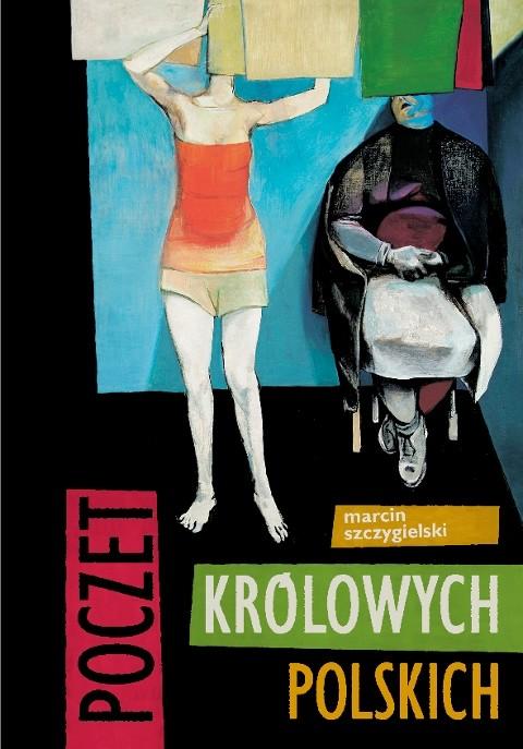 okładka Poczet królowych polskich, Ebook   Marcin Szczygielski