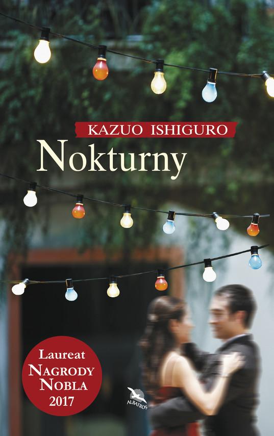 okładka Nokturnyebook | epub, mobi | Kazuo Ishiguro