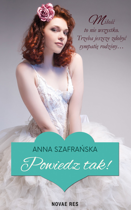 okładka Powiedz tak!ebook | epub, mobi | Anna Szafrańska