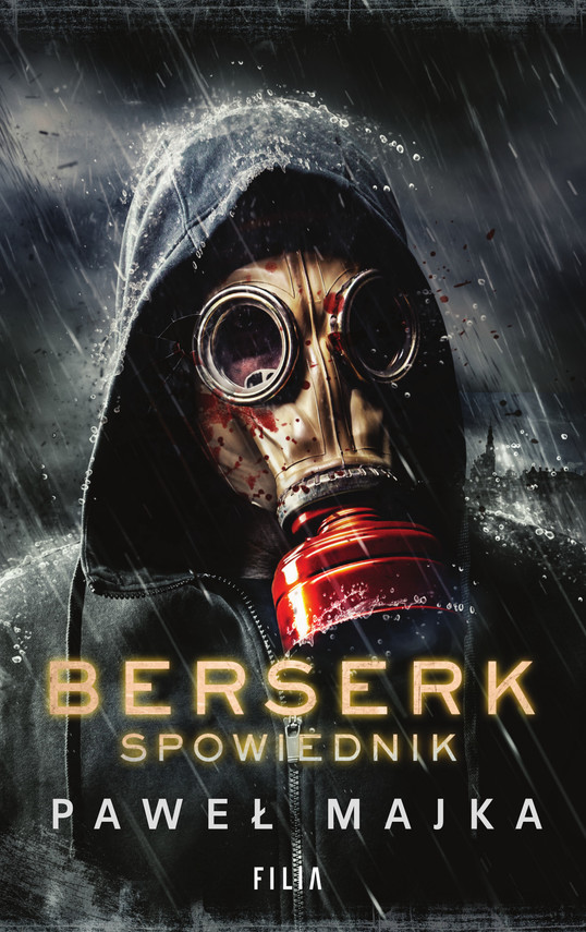 okładka Berserk: Spowiednik, Ebook   Paweł Majka