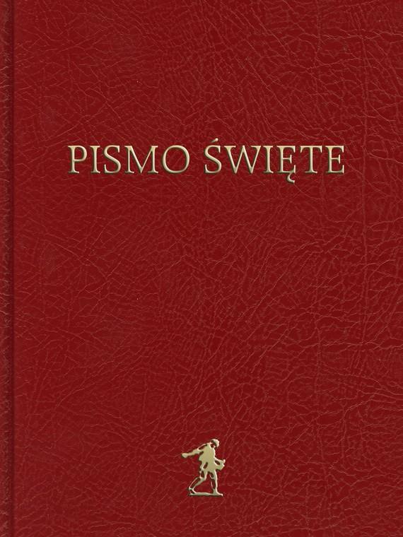 okładka Biblia. Pismo Święte Starego i Nowego Testamentu (Biblia Warszawska), Ebook | Towarzystwo Biblijne w Polsce (TB)