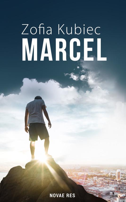 okładka Marcelebook | epub, mobi | Zofia Kubiec