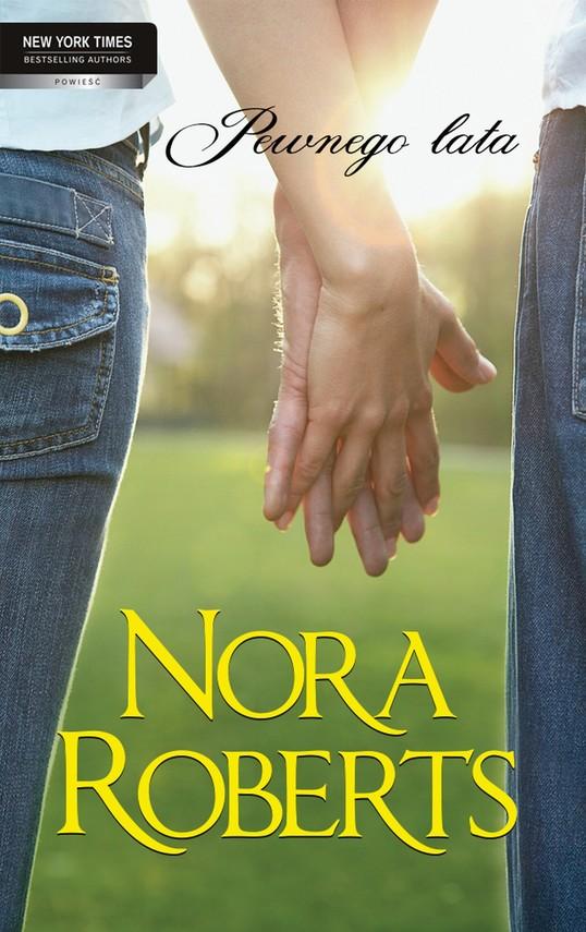 okładka Pewnego lata, Ebook   Nora Roberts