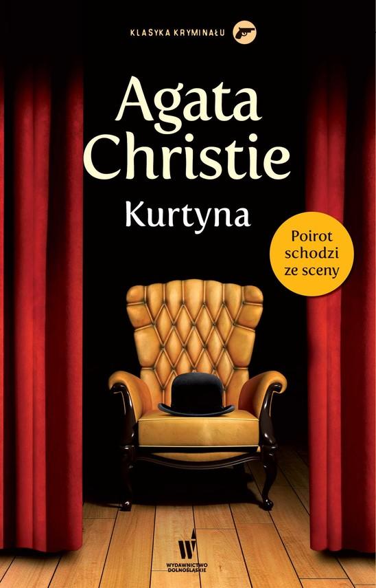 okładka Kurtynaebook | epub, mobi | Agata Christie