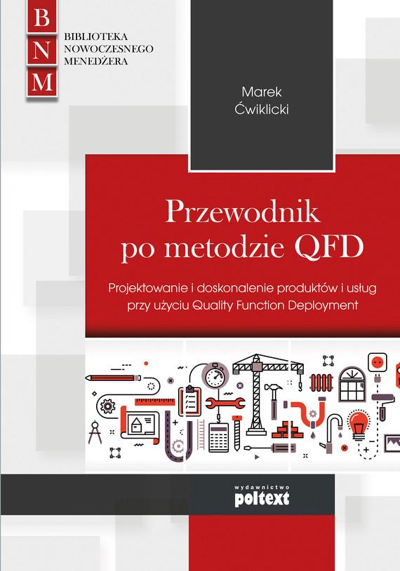 okładka Przewodnik po metodzie QFD, Ebook | Marek Ćwiklicki