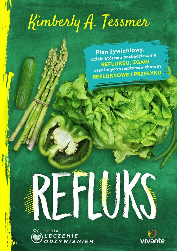 okładka Leczenie odżywianiem. Refluksebook | epub, mobi | Kimberly Tessmer