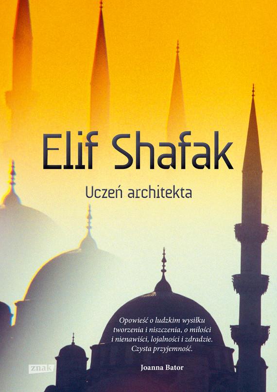 okładka Uczeń architektaebook | epub, mobi | Elif Shafak