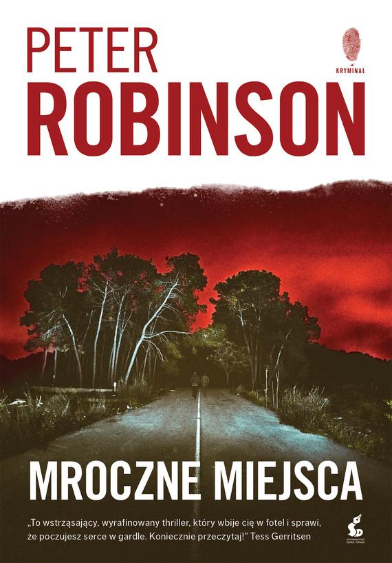 okładka Mroczne miejscaebook | epub, mobi | Peter  Robinson