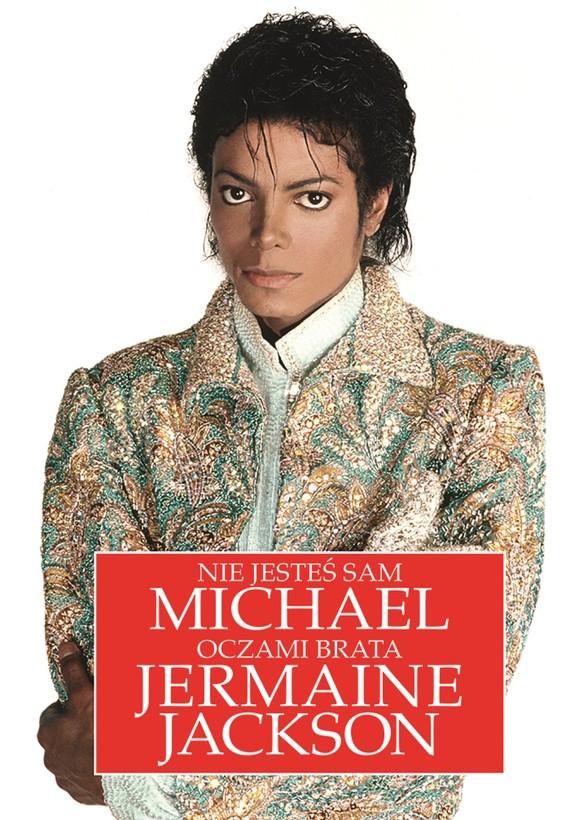 okładka Nie jesteś sam. Michael oczami brata.ebook   epub, mobi   Jermaine Jackson
