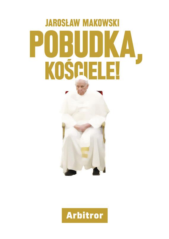 okładka Pobudka, Kościele!ebook | epub, mobi | Jarosław  Makowski