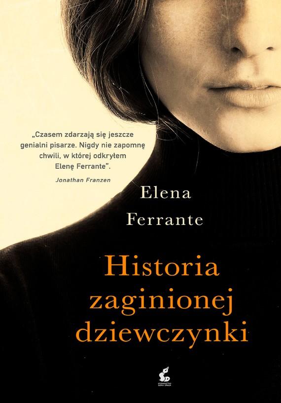 okładka Historia zaginionej dziewczynkiebook | epub, mobi | Elena Ferrante