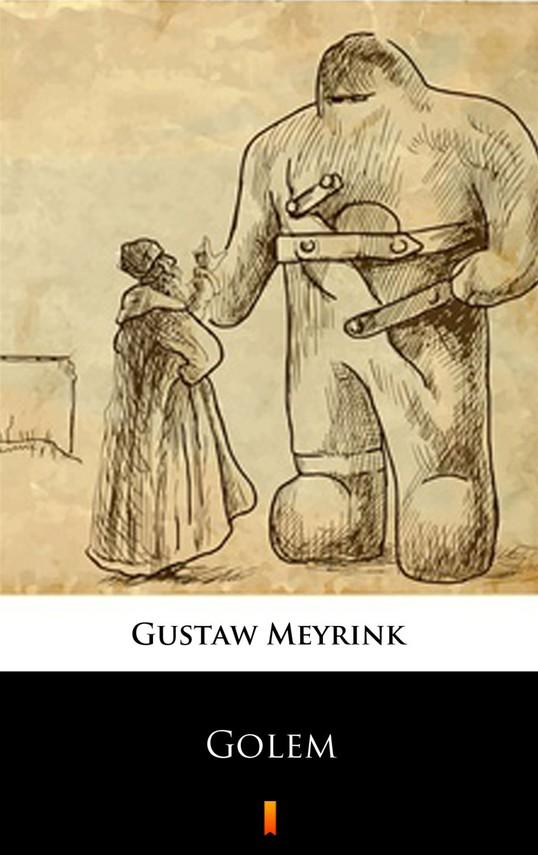 okładka Golem, Ebook | Gustaw  Meyrink