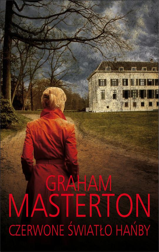 okładka Czerwone światło hańbyebook | epub, mobi | Graham Masterton