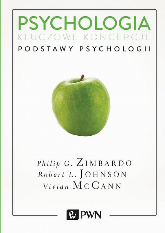 okładka Psychologia. Kluczowe koncepcje. Tom 1ebook | epub, mobi | Philip G. Zimbardo, Robert L.  Johnson, Vivian  McCann