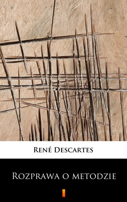 okładka Rozprawa o metodzieebook | epub, mobi | René Descartes (Kartezjusz)