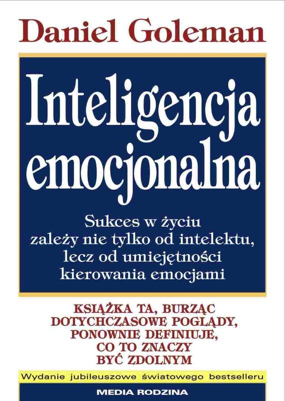 okładka Inteligencja emocjonalna, Ebook | Daniel Goleman