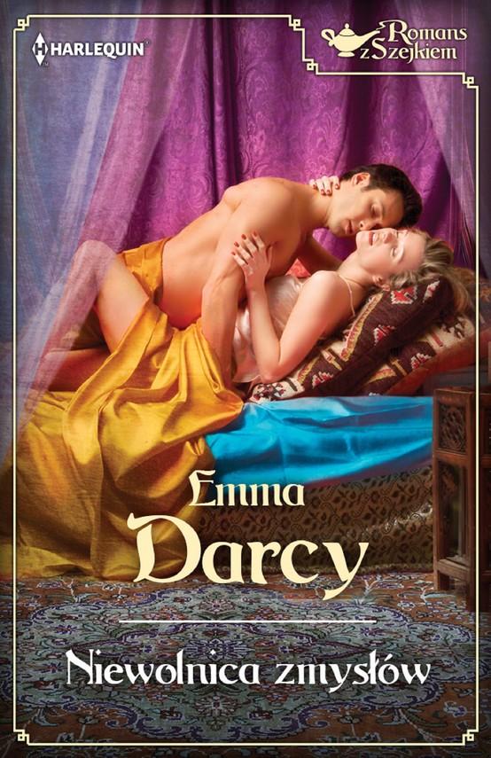 okładka Niewolnica zmysłówebook   epub, mobi   Emma Darcy