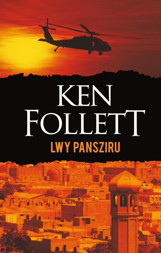 okładka Lwy Pansziru, Ebook | Ken Follett