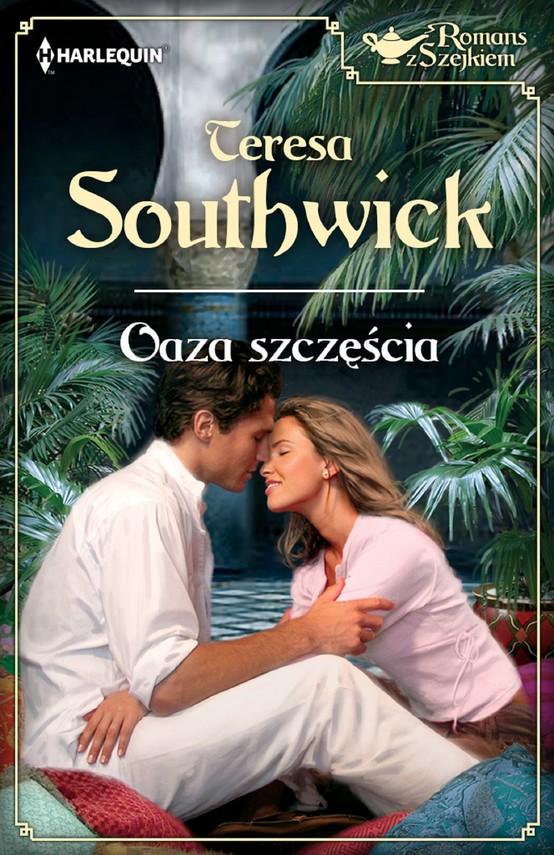 okładka Oaza szczęścia, Ebook   Teresa Southwick