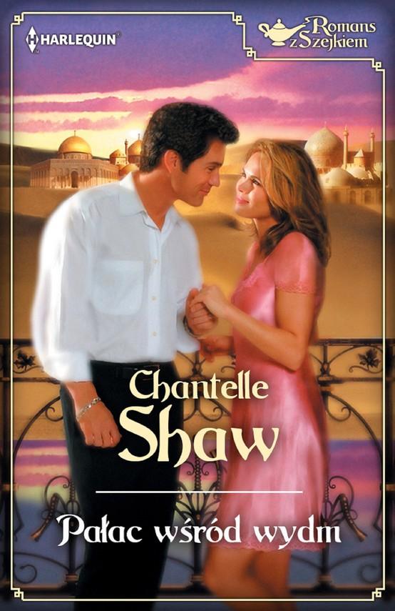 okładka Pałac wśród wydmebook | epub, mobi | Chantelle Shaw