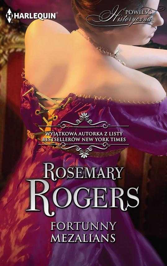 okładka Fortunny mezalians, Ebook | Rosemary Rogers