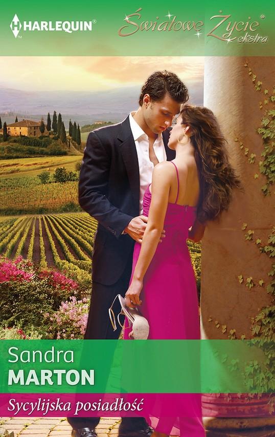 okładka Sycylijska posiadłośćebook | epub, mobi | Sandra Marton