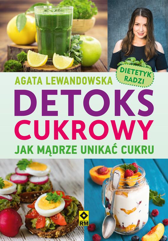 okładka Detoks cukrowyebook | epub, mobi | Agata Lewandowska