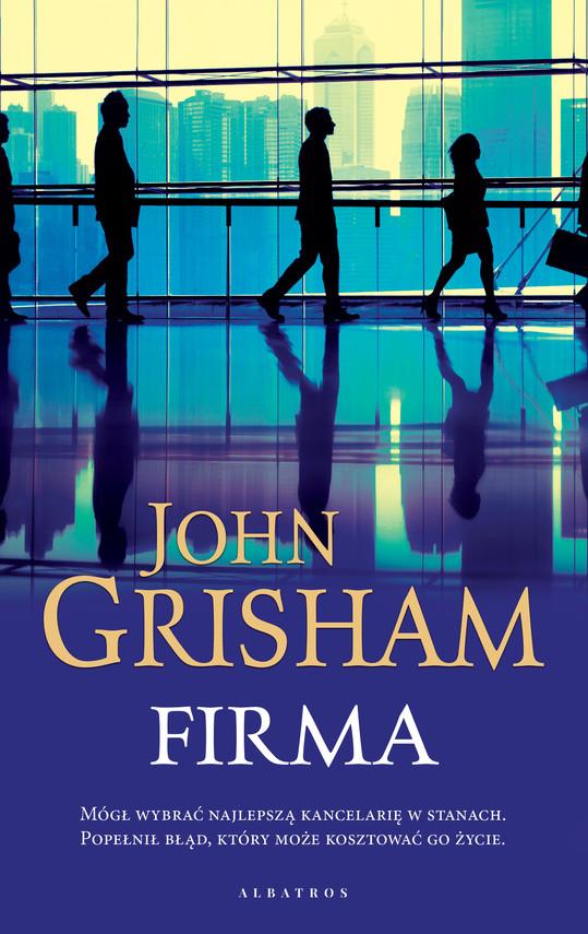 okładka FIRMAebook | epub, mobi | John Grisham